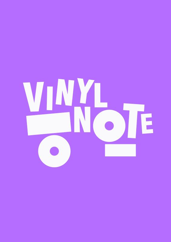 Vinyl Note